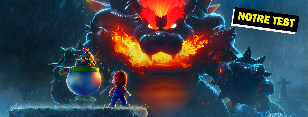 Test Super Mario 3D World + Bowser's Fury : un portage qui va beaucoup plus loin