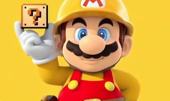 Super Mario Maker : le site Web pour découvrir les niveaux