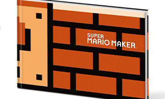 Super Mario Maker : un artbook très sympathique livré avec le jeu