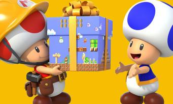 Super Mario Maker : des détails sur le prochain patch