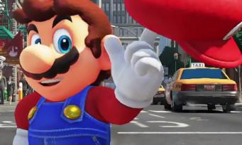 Super Mario Odyssey : trailer de gameplay du Mario en ville
