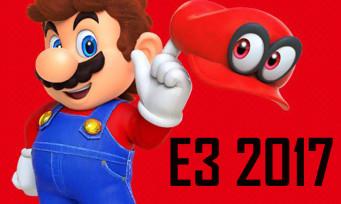E3 2017 : voici le programme complet de Nintendo