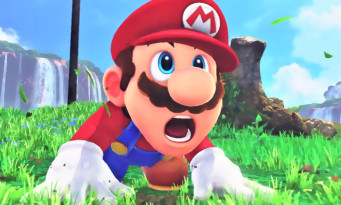 Super Mario Odyssey : trailer de gameplay sur Nintendo Switch