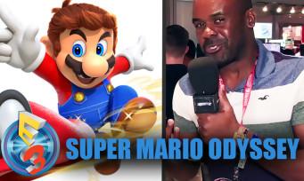 Super Mario Odyssey : l'autre grand gagnant de l'E3 2017 ? Notre avis