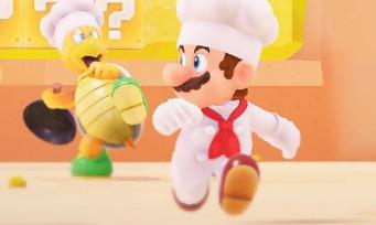 Super Mario Odyssey : voici toutes les images du jeu