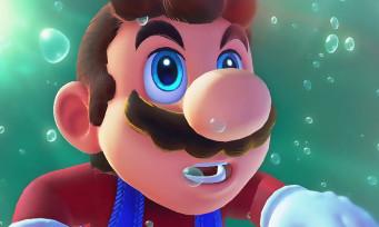 Super Mario Odyssey : un joueur finit le jeu en moins de 90 minutes