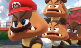 Super Mario Odyssey : 13 min de gameplay pour le mode coop'