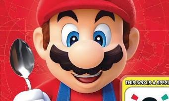 Super Mario Odyssey : bientôt des céréales pour débloquer des bonus ?