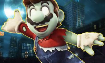 Super Mario Odyssey : un skin de zombie offert pour Halloween !