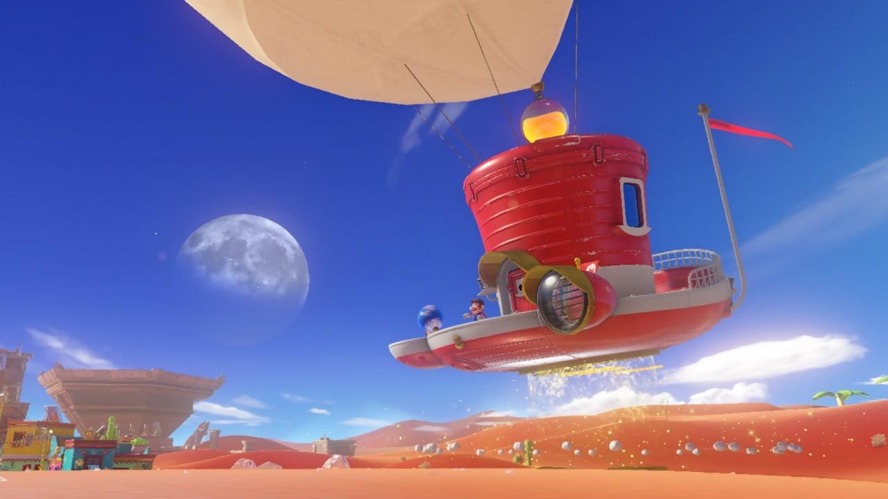 Test Super Mario Odyssey : faut-il vraiment lui dérouler le tapis ...