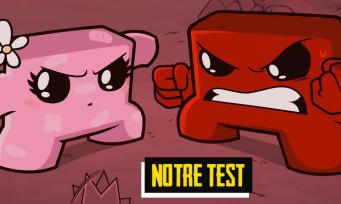 Test Super Meat Boy Forever: une suite qui prend à revers son public!