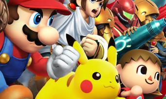 Super Smash Bros 3DS : trailer de gameplay