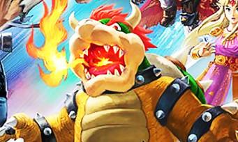Super Smash Bros. Ultimate : le développement du jeu est bouclé