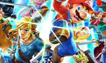 Super Smash Bros. Ultimate : une fuite pour l'éditeur de niveaux ?