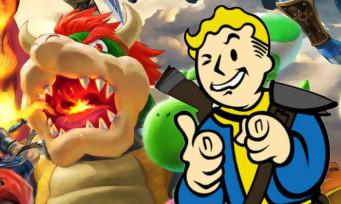 Super Smash Bros Ultimate : Bethesda pourrait y avoir un personnage