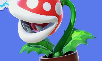 Super Smash Bros. Ultimate : un trailer mordant pour la Plante Pirhana !