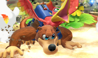 Super Smash Bros. Ultimate : un trailer jovial pour Banjo et Kazooie
