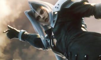 Super Smash Bros. Ultimate : Sephiroth annoncé en vidéo
