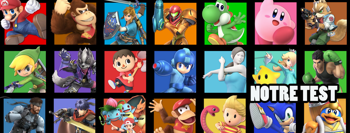 Test Super Smash Bros. Ultimate : il est là le GOTY... 2014 !