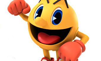 Super Smash Bros : trailer de gameplay avec Pac-Man