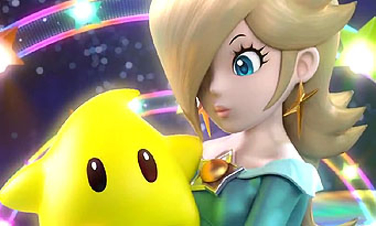 Super Smash Bros Wii U Trailer Avec Harmonie