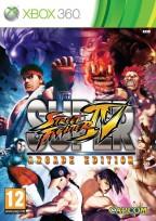 Super Street Fighter IV : Arcade Edition