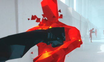 SuperHot VR : le nombre de ventes dévoilé, c'est un succès bouillant