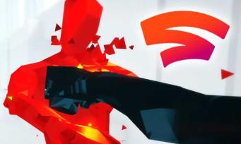 SuperHot : Stadia accueille le génial FPS