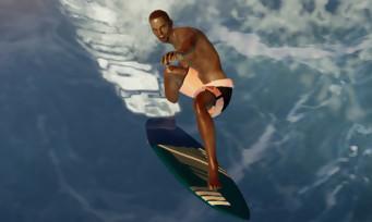 Surf World Series : un  trailer de gameplay annonce la démo sur PS4