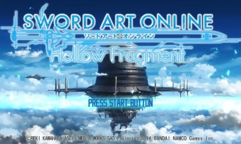 Sword Art Online : Hollow Fragment