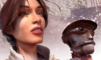 Syberia : le trailer du premier opus sur Nintendo Switch