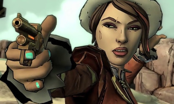 Tales from the Borderlands : gameplay trailer