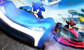 Team Sonic Racing : trailer de gameplay sur PS4 et Switch