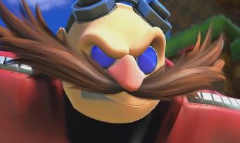 Team Sonic Racing : trois nouveaux personnages dévoilés
