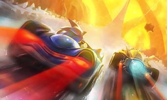 Team Sonic Racing : voici le trailer de lancement du jeu