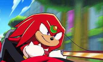 Team Sonic Racing : SEGA lâche un superbe dessin animé qui carbure !