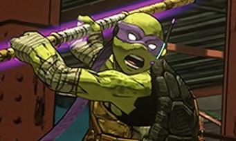 Teenage Mutant Ninja Turtles Mutants in Manhattan : les images ont fuité