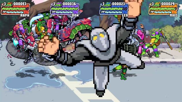 Teenage Mutant Ninja Turtles : Shredder's Revenge