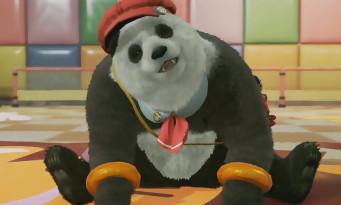 Tekken 7 : trailer de Kuma et Panda