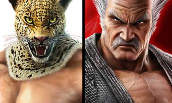 Tekken 7 : une vidéo de gameplay où King met une raclée à Heihachi