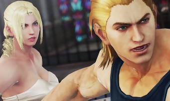 Tekken 7 : trailer de gameplay des personnages