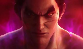 Tekken 7 : voici la cinématique d'introduction du jeu sur PS4