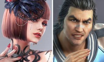 Tekken 7 : toutes les images du jeu avec le nouveau Lei Wulong
