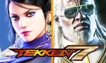 Tekken 7 : Zafina et Leroy Smith dans un trailer de gameplay survolté