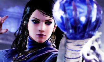 Tekken 7 : Zafina ramène sa poire dans un trailer maléfique