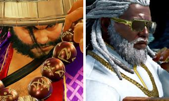Tekken 7 : des nouvelles images avec Leroy Smith et Ganryu
