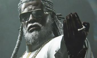 Tekken 7 : une nouvelle mise à jour, Leroy Smith prend cher
