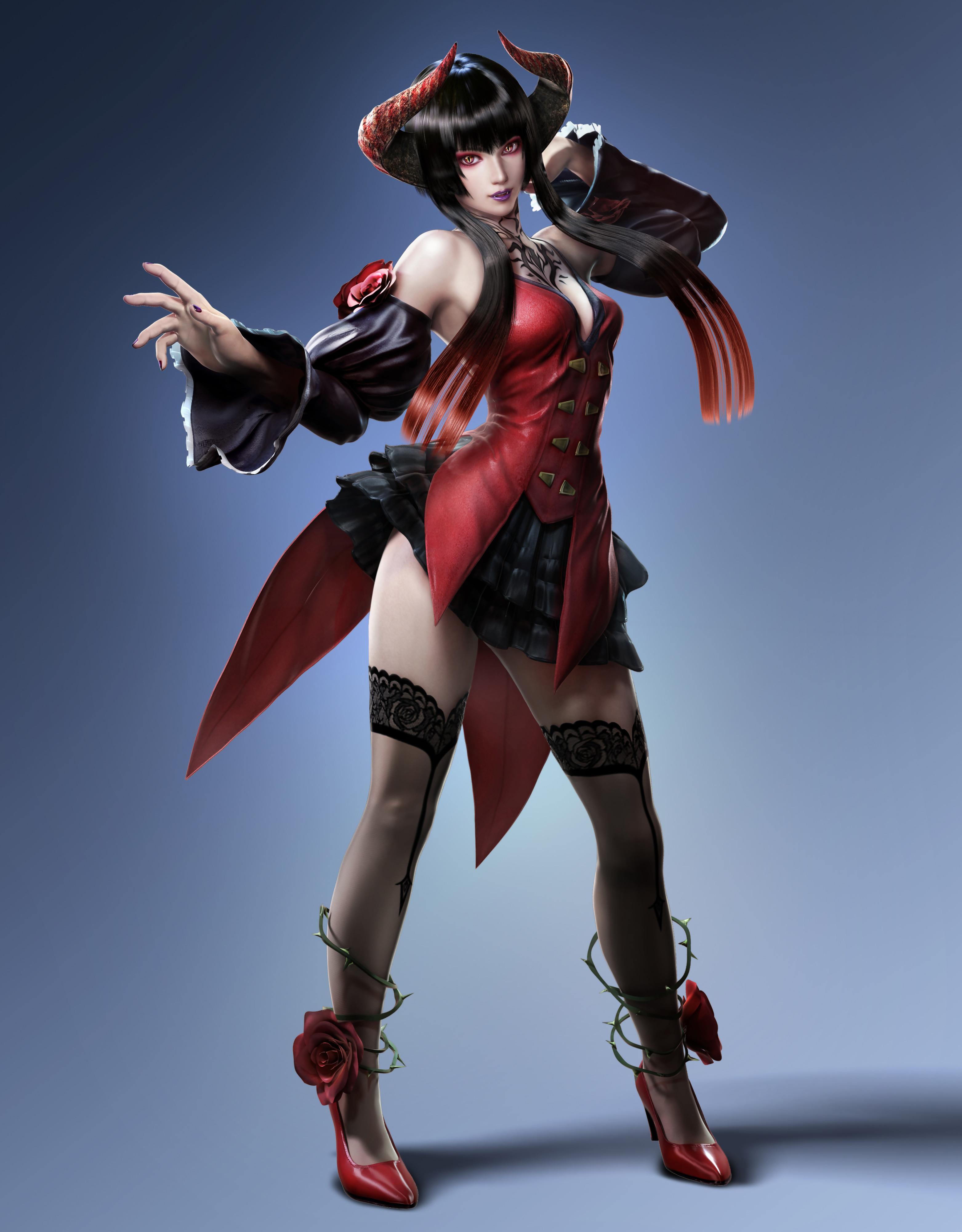 Tekken 7 Une Enorme Figurine De Kazuya Et Heihachi Dans Le Collector