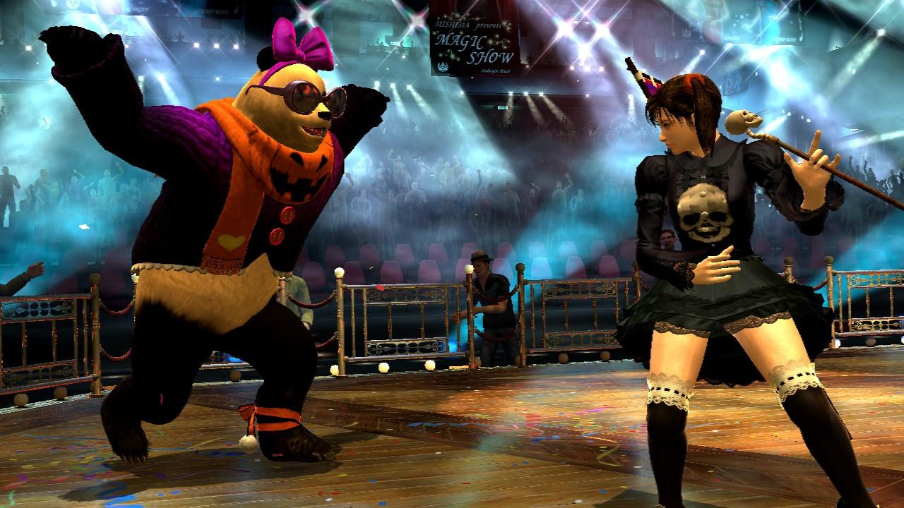 Tekken Wii U
