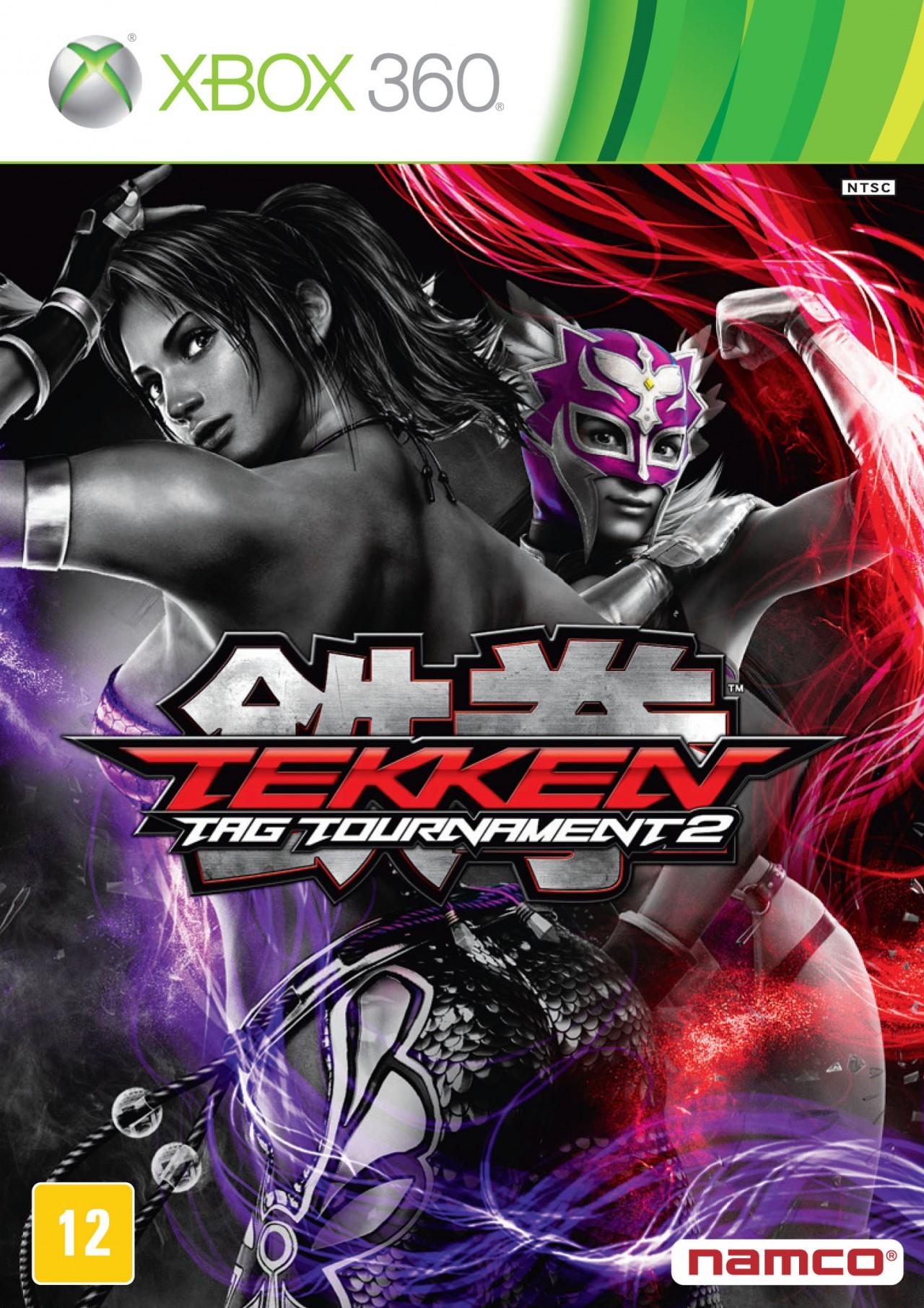 Test Tekken Tag Tournament 2